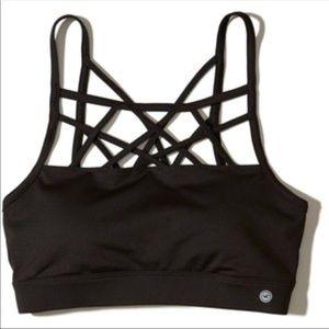 f850d5dd63d97 Hollister Intimates   Sleepwear - Hollister cali sport strapped sports bra  New